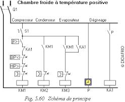 principe de fonctionnement d une chambre froide les bases du froid