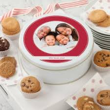 bulk cookie tins mrs fields personalized cookie tin