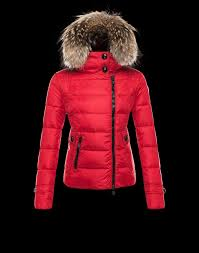 2014 new moncler bryone down jacket for women red mwj 0102