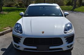porsche macan 2015 for sale 2015 porsche macan s stock 6813 for sale near great neck ny