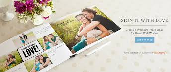 Diy Wedding Photo Album Gift Diy Wedding Invitation Ideas Wedding Photo Books Create A