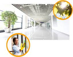 janitorial services aetna integrated services