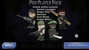 doodle pool apk doodle army 2 mini militia v3 0 147 mod apk pro pack unlocked