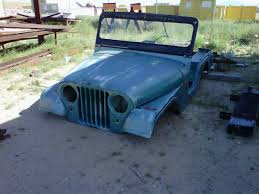 jeep body for sale 1956 jeep willys cj5 tub and body parts for sale