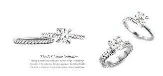 unity wedding bands spotlight on david yurman wedding rings that symbolize the magic