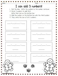 adding 3 numbers free worksheets adding three numbers free math worksheets for