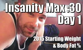 Insanity Workout Meme - day 1 of insanity max 30 workout 2015 starting weight youtube