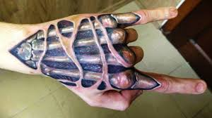 50 mind blowing 3d tattoos for both and