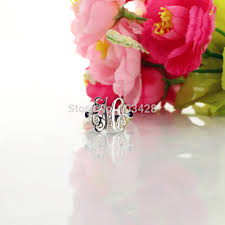 Monogramed Rings Aliexpress Com Buy Sterling Silver Monogram Rings For Women