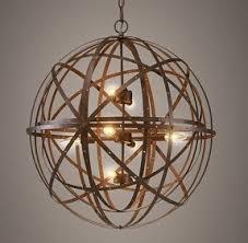Light Fixture Globe Globe Pendant L Foter
