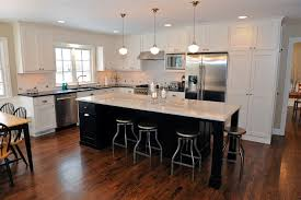 kitchen island l shaped l shaped kitchen island kitchen contemporary with absolute black