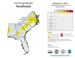drought october 2017 state of the climate national centers