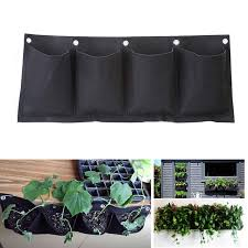 Hanging Wall Planters Aliexpress Com Buy Outdoor Indoor Vertical Gardening Hanging