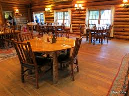 Lake Yellowstone Hotel Dining Room by Adventures By Disney Dining Review The Best Of The Quest For The
