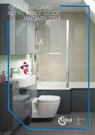 ideal standard retail price guide jan 2014 by merlin bathrooms ideal standard retail price guide jan 2014 by merlin bathrooms issuu