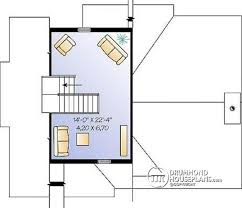 second floor plans house plan w4955 detail from drummondhouseplans