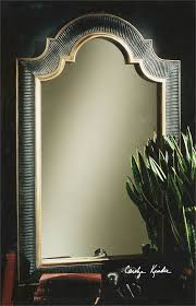 Ideas For Uttermost Ls Design Uttermost Ribbed Arch Antique Mirror Ghcc Walls Pinterest