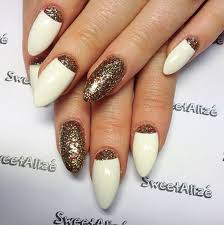 nail designs almond beautify themselves with sweet nails