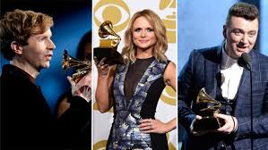 grammy winners list for 2015 includes sam smith pharrell grammy awards 2015 the complete winners list entertainment tonight