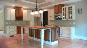 interior delightful l shape kitchen decoration using white wood