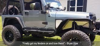 jeep wrangler unlimited flat fenders jeep wrangler tj tj unlimited lj bumpers fenders lift kits