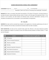 consulting agreement 11 free word pdf documents download