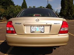 mazda protege used 2003 mazda protege dx for sale in eugene oregon by summers