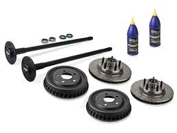 mustang 4 to 5 lug adapters alloy usa mustang complete 5 lug conversion kit 28 spline 53203