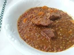 cuisiner des lentilles lentilles vertes du berry au bœuf et carotte bienvenue chez