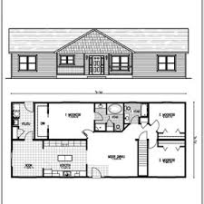 ranch floor plans with basement raised ranch style house plans with basements design colonial