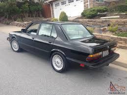 bmw e28 m5 california car great condition