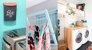 Diy Laundry Room Decor by Diy Laundry Room Projects That Might Make You Excited For Laundry Day