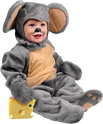 18 Month Halloween Costumes Boys Amazon Infant Baby Mouse Halloween Costume 12 18 Months