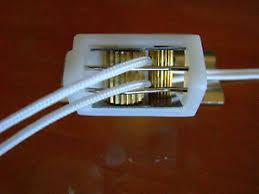 Safety Blind Cord Lock Away Roman Blind Cord Lock Part Brand New Diy Ebay