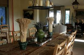 Kitchen Table Decorations Dining Tablesround Rustic Dining Table Club Chairs Upholstered