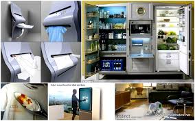 future kitchen design top 27 future concepts and gadgets for the home of 2050