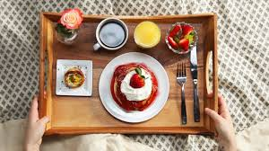 Bed by Strawberry Shortcake Pancake Breakfast In Bed Youtube