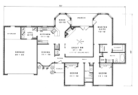 Houseplansandmore Hopi Rustic Country Home Plan 069d 0079 House Plans And More