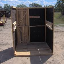 Box Blinds For Deer Hunting Deer Hunting Ground U0026 Box Blinds For Sale Productive Cedar Products