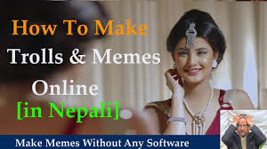 Create Memes Online - how to create memes online youtube
