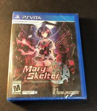 Kaset Ps Vita Skelter Nightmares skelter nightmares sony playstation vita 2017 ebay
