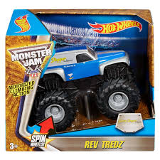 grave digger legend monster truck wheels monster jam rev tredz grave digger legend blue