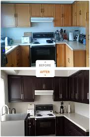 laminate veneer over existing cabinet the real cost of kitchen cabinet refacing kitchen gallery