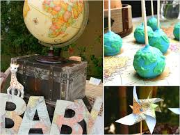 around the world baby shower theme pictures photos and images