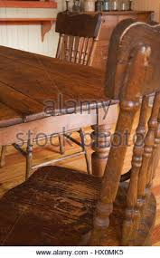 Old Wooden Table And Chairs Kitchen Room Antique Wooden Table Chairs Plus Antique Cookstove