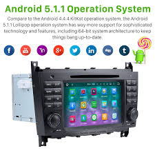 aftermarket android 7 1 1 gps navigation system for 2004 2007