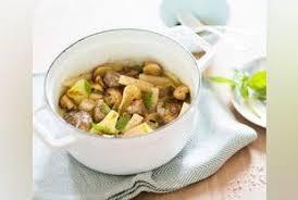 cuisine blanquette de veau blanquette de veau light la recette