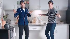 Drew And Jonathan Drew And Jonathan Scott Perform In Esurance Music Videos