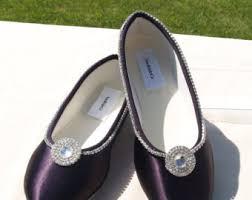 art deco flat wedding shoe etsy