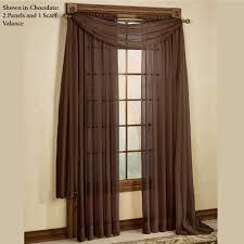 elegance sheer window treatments